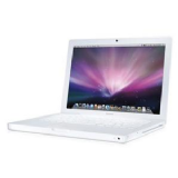 "Refurbished White Apple Macbook Laptop 13.3"" 2GHz 1GB MB061B/A"
